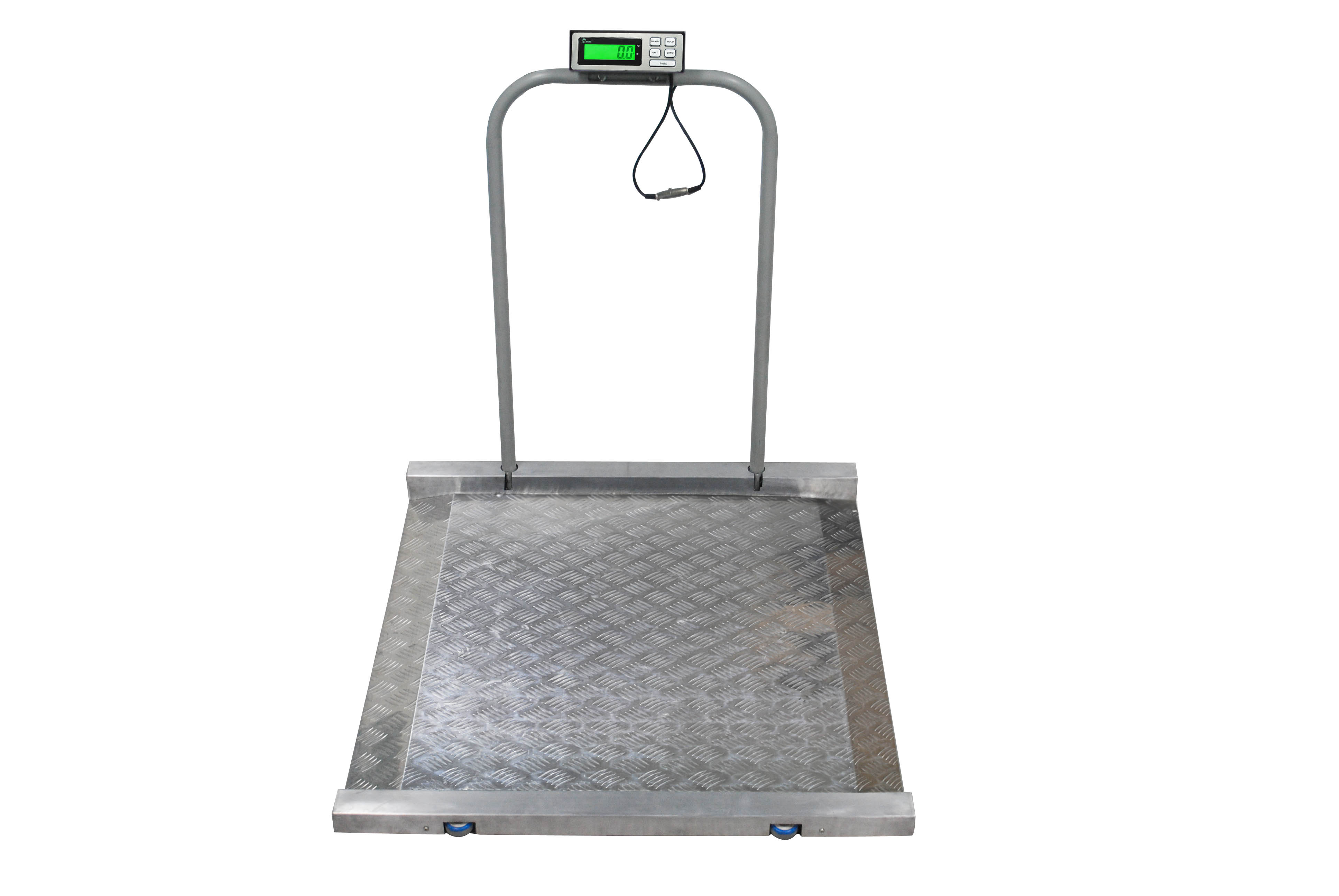 Wheel Chair Scale Certified Scale provides more information on
